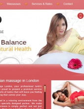 VIP Asian massage London