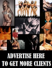 Erotic Massage in London adverts