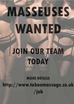Looking to work as a sensual masseuse in London? Seeking a j