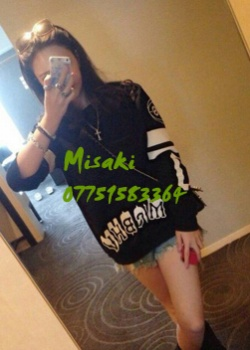 Hi, I am Misaki from Japan, I am studying fashion and design