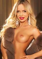 Naturally gorgeous and sexy,this blonde escort Liana will ca