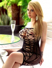***Nuru gel massage with assistead shower and a lot of pleasure - Goddess Blonde